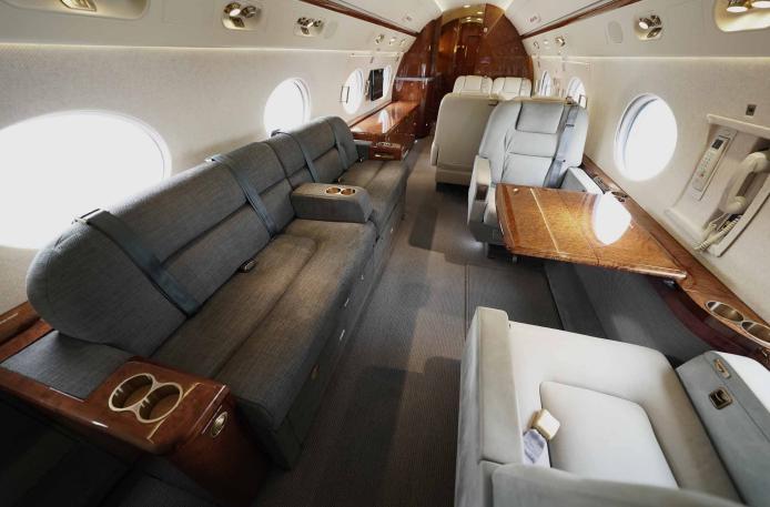 2012 Gulfstream G550 Photo 6