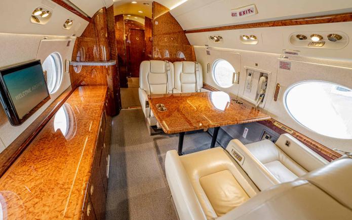 2012 Gulfstream G550 Photo 5