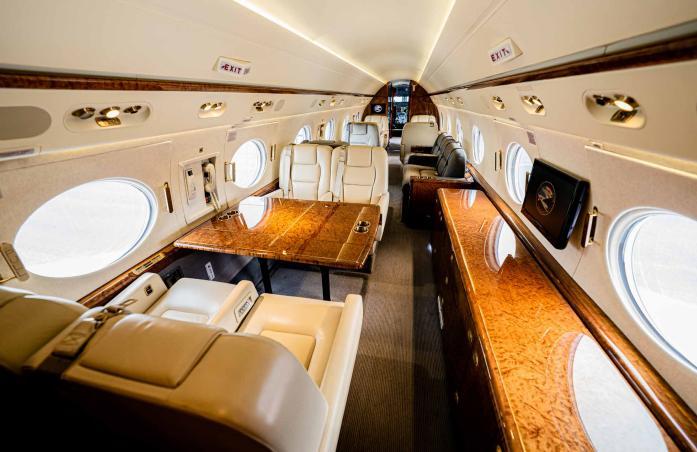 2012 Gulfstream G550 Photo 4