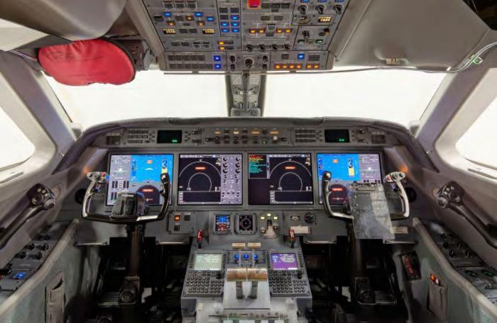 2009 Gulfstream G450 Photo 5