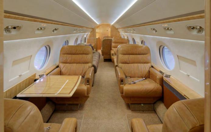 2009 Gulfstream G450 Photo 3