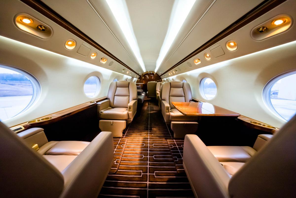 2004 Gulfstream G400 Photo 3