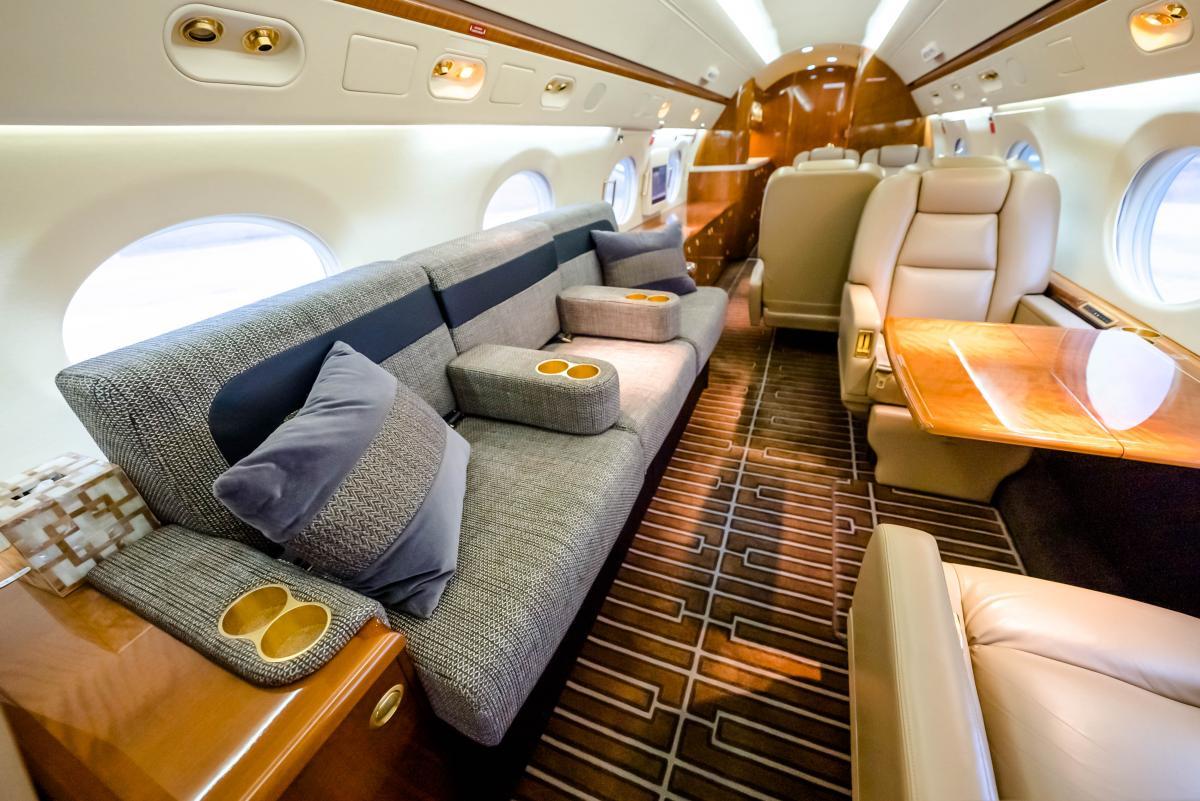 2004 Gulfstream G400 Photo 4
