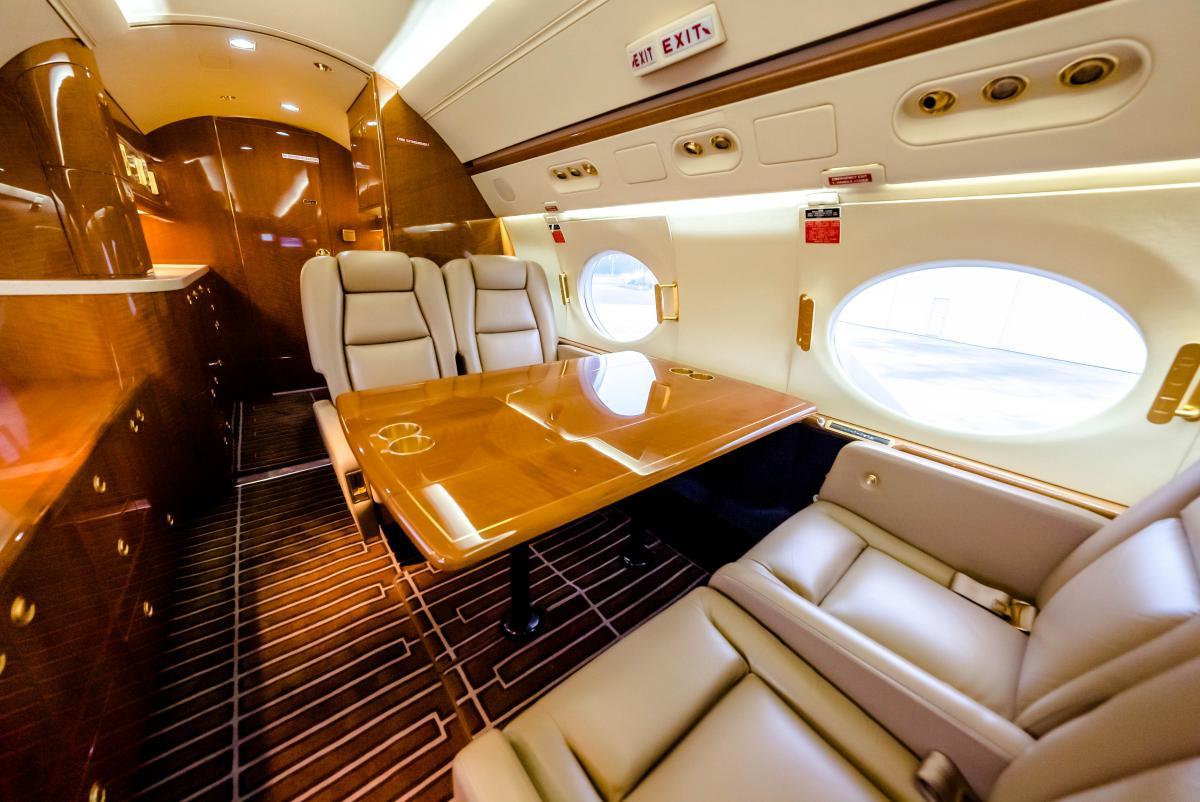 2004 Gulfstream G400 Photo 7