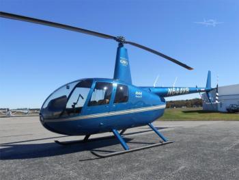 2017 ROBINSON R44 RAVEN II for sale