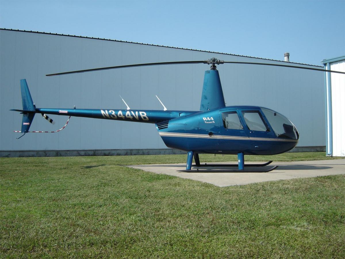 2012 ROBINSON R44 RAVEN II - Photo 1