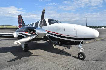 2012 BEECHCRAFT G58 BARON - Photo 2