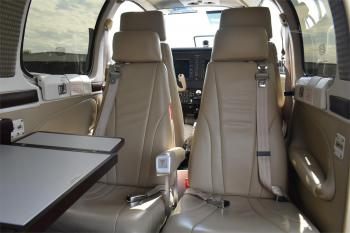 2012 BEECHCRAFT G58 BARON - Photo 4