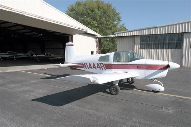 1975 GRUMMAN/AMERICAN GENERAL AA1B Photo 6