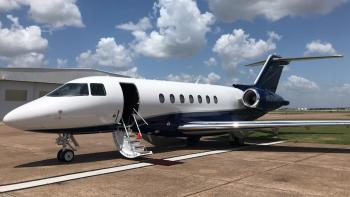 2009 HAWKER 4000 for sale - AircraftDealer.com