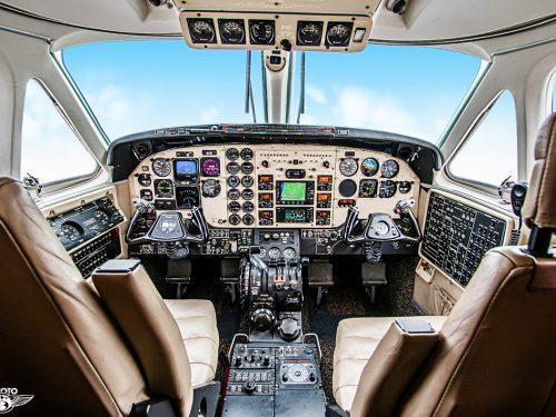2005 Beech King Air C90B Photo 4