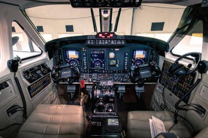 2011 Beech King Air 350i Photo 5