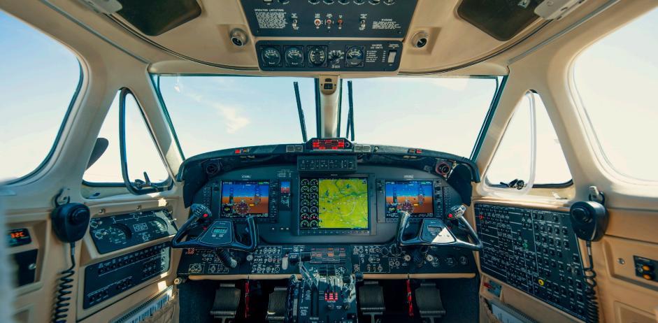 1997 Beech King Air 350 Photo 4