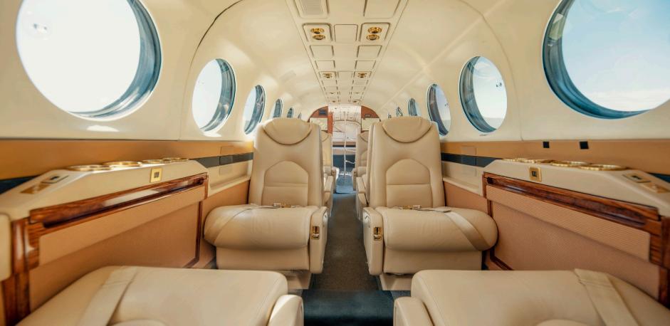 1997 Beech King Air 350 Photo 3