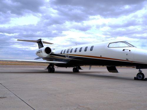 2007 Learjet 45XR Photo 3