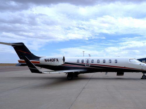 2007 Learjet 45XR Photo 2