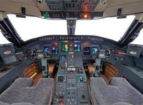 2003 Bombardier Challenger 850 Photo 5