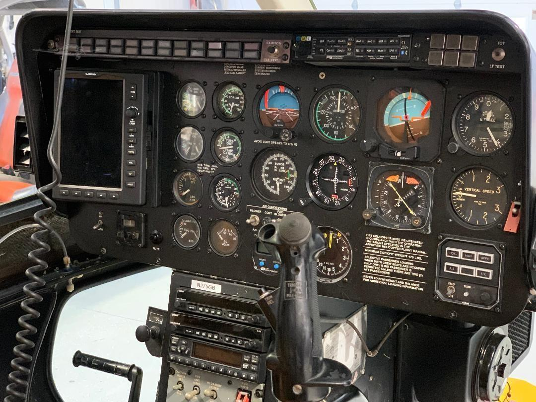 1980 BELL 206L-1  Photo 4