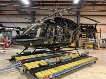2012 BELL 407GX for sale - AircraftDealer.com