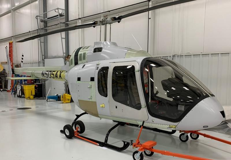 2018 BELL 505 JET RANGER X - Photo 1