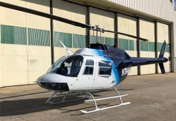 1989 BELL 206B III  for sale - AircraftDealer.com