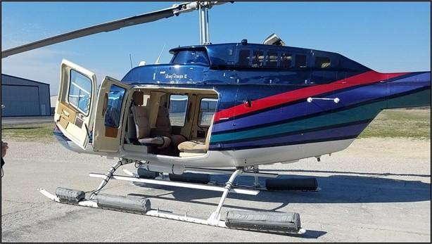 1996 BELL 206L-4 Photo 3