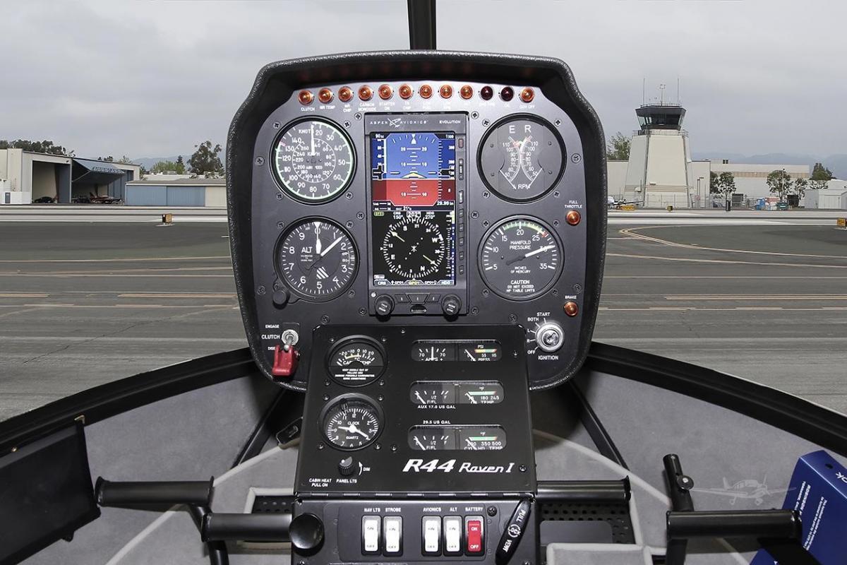 2020 ROBINSON R44 RAVEN I  Photo 4