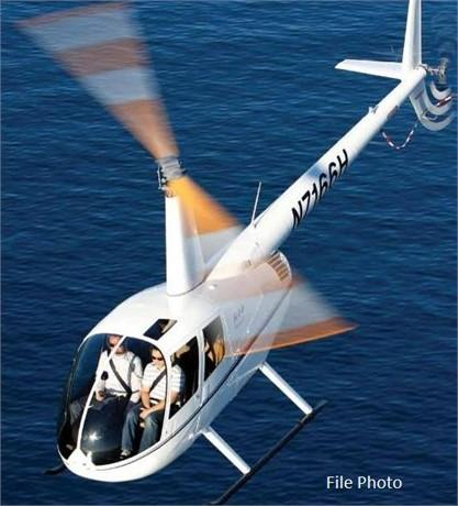 2021 ROBINSON R44 RAVEN II Photo 3