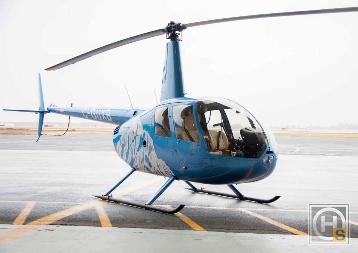 2013 Robinson R44 Raven II - Photo 1