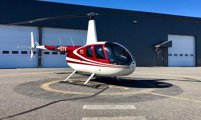 2015 Robinson R44 Raven II Photo 7
