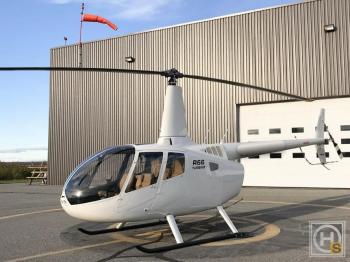 2014 Robinson R66 Turbine for sale - AircraftDealer.com