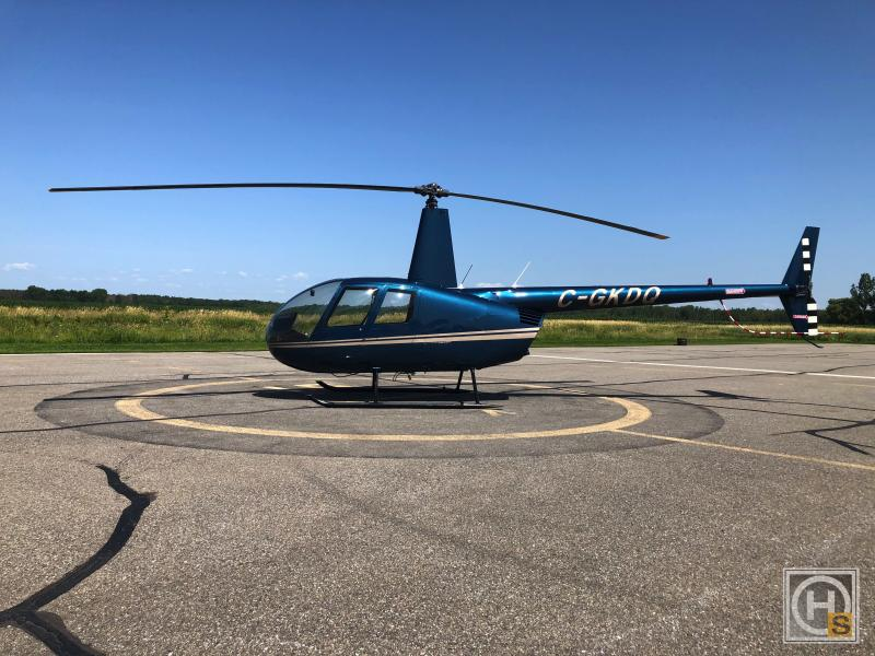 2002 Robinson R44 Raven I Photo 2