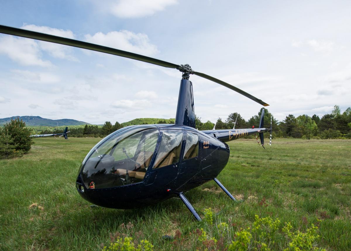 2003 Robinson R44 Photo 2
