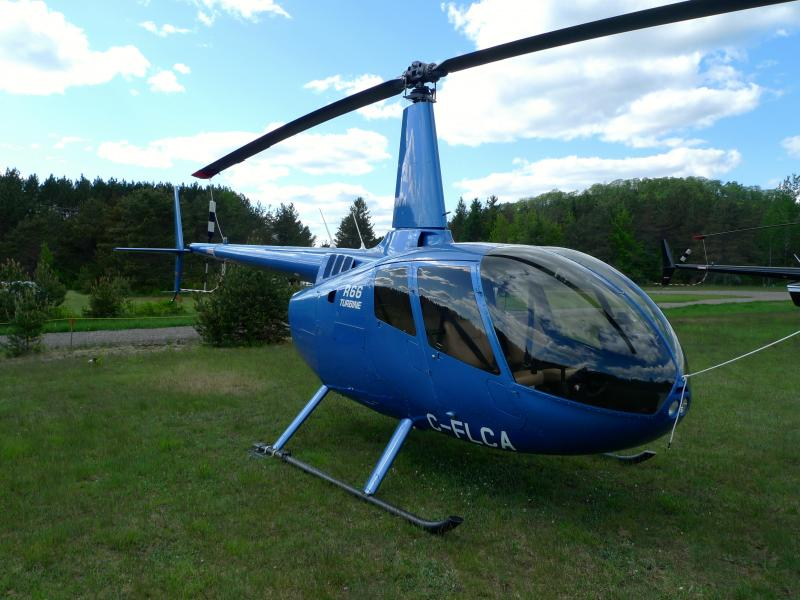 2011 Robinson R66 Turbine Photo 3