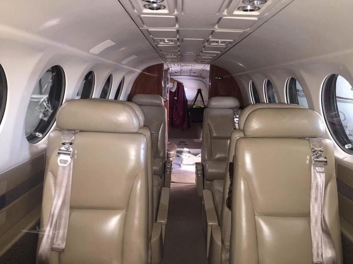1992 BEECHCRAFT KING AIR 350 Photo 3
