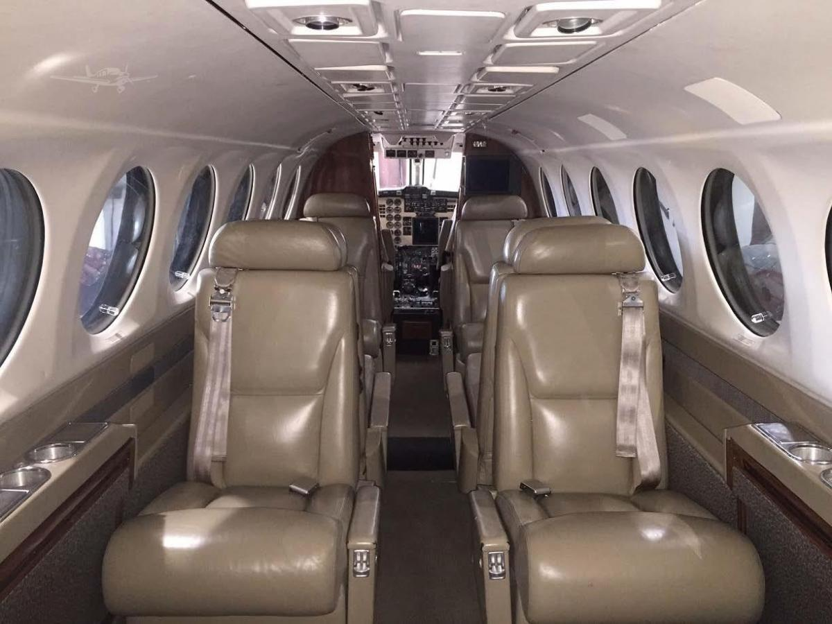 1992 BEECHCRAFT KING AIR 350 Photo 4