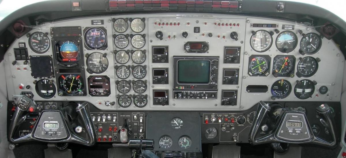 1985 BEECHCRAFT KING AIR C90A Photo 7