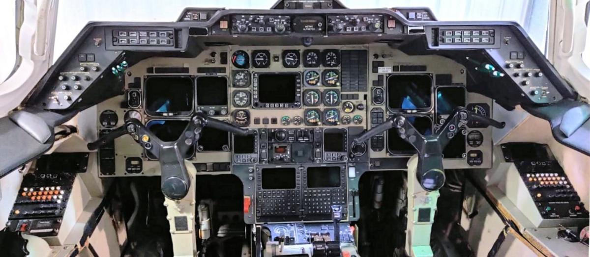 1993 Hawker 800A Photo 4