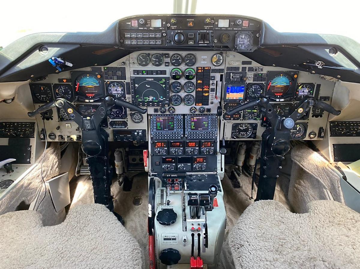 1978 Hawker 700A Photo 5