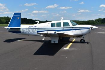 1967 Mooney M20F Exec 21 for sale - AircraftDealer.com
