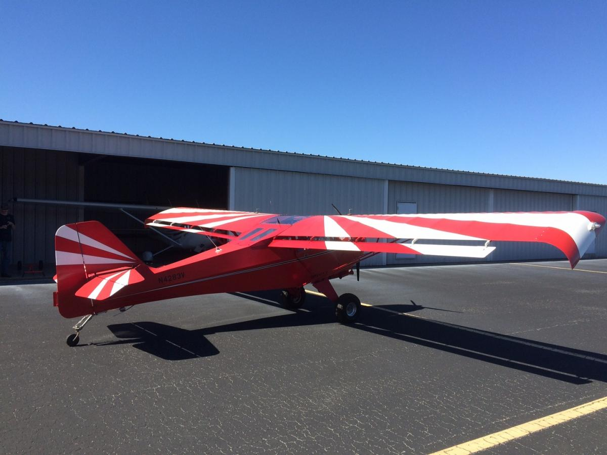 2003 KITFOX III Photo 3