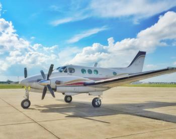 1977 BEECHCRAFT KING AIR E90 for sale - AircraftDealer.com