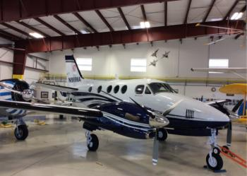 1992 BEECHCRAFT KING AIR C90A for sale - AircraftDealer.com