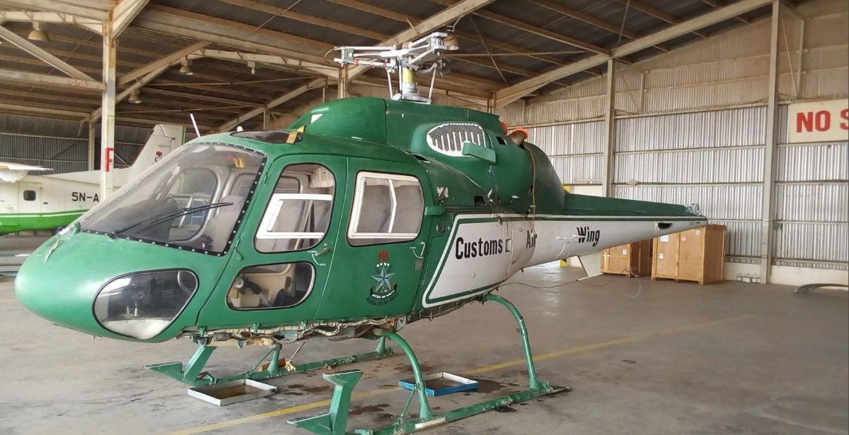 1989 EUROCOPTER AS 355F-2 Photo 2