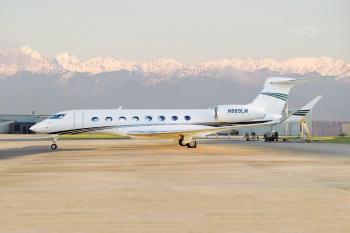 2017 GULFSTREAM G650ER  for sale - AircraftDealer.com