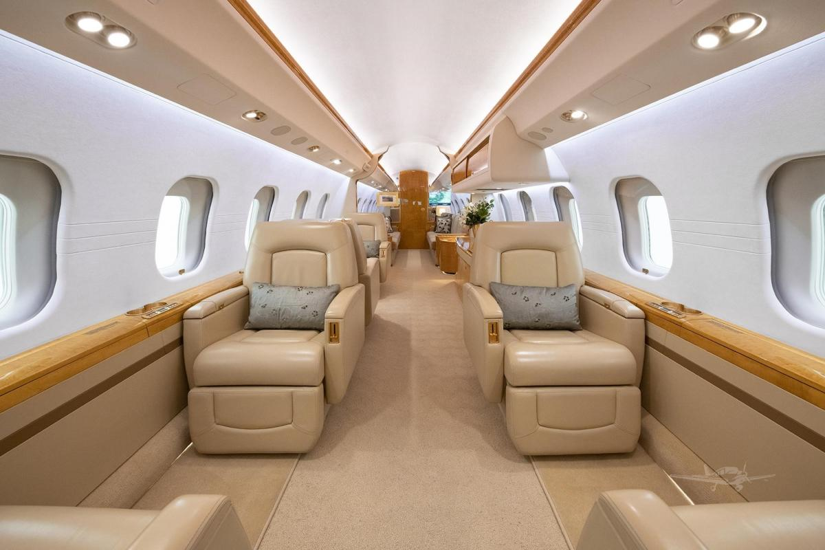 2009 BOMBARDIER GLOBAL EXPRESS XRS Photo 3