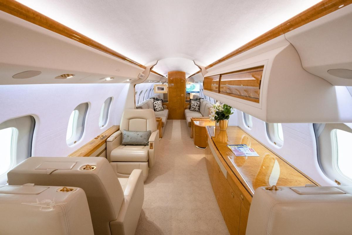 2009 BOMBARDIER GLOBAL EXPRESS XRS Photo 4
