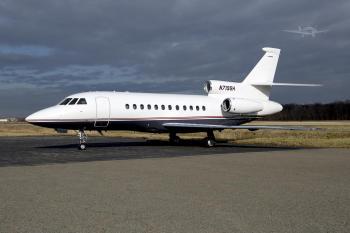 2003 DASSAULT FALCON 900EX for sale - AircraftDealer.com