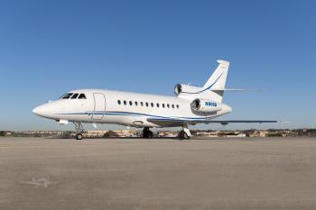 2010 DASSAULT FALCON 900DX for sale - AircraftDealer.com