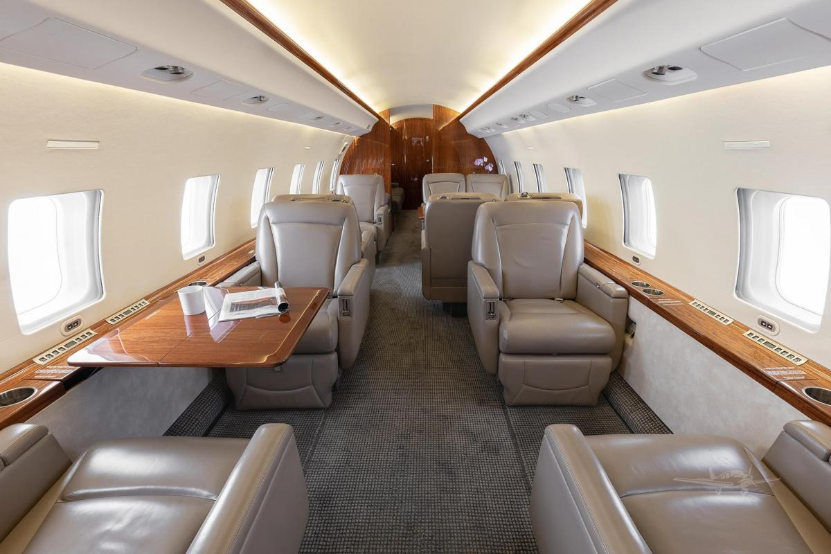 2001 BOMBARDIER GLOBAL EXPRESS Photo 4